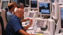 Centro de control aéreo de Canarias en Gran Canaria.q