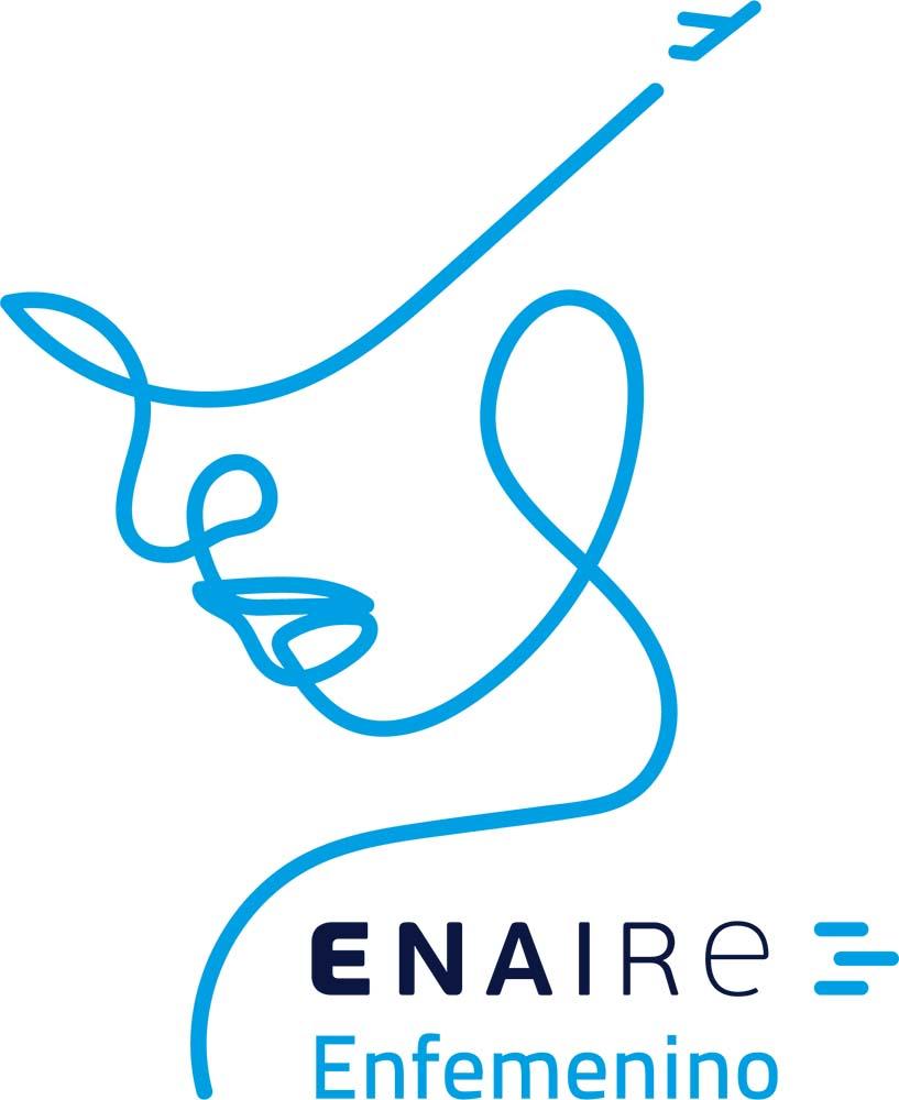 Logotipo de Enaire Enfemenino.