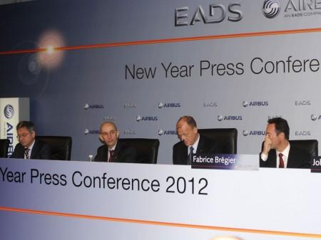 Directivos de EADS