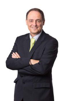 Enrique Maurer, director de Servicios de Navegación Aérea de ENAIRE.