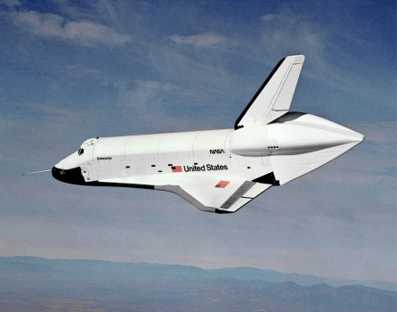 Lanzadera espacial Enterprise