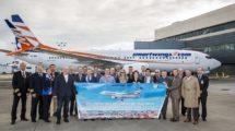 Entrega a Travel Service/Smart Wings de su primer Boeing 737 MAX 8.