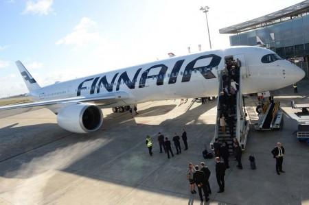 Una parte importante del aumento de los ingresos de Airbus se han debido a las entregas del A350.
