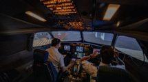 cabina del simulador Entrol en-4000X.