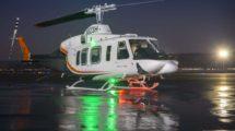 Bell 214 de Erikson.