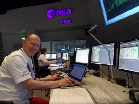 El Meteosat 9 fue lanzado con éxito