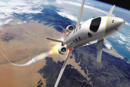 Diseño de avión espacial de EADS