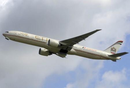 Boeing 777 de Etihad