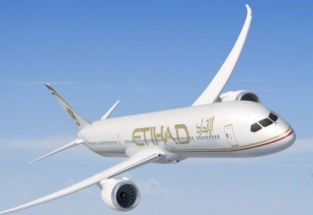 Boeing 787 de Etihad