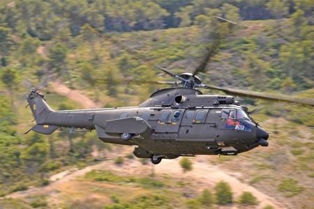 Eurocopter anuncia la instalación de una FAL del Cougar en Perú