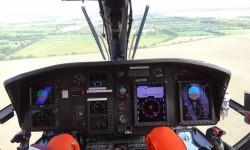 Eurocopter logra reducir el ruido percibido de un helicóptero durante la aproximación.