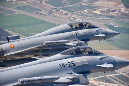 Entre los contratos de defensa obtenidos por Thales en 2019 está la sustitución de los TACAN usados por los aviones militares españoles.