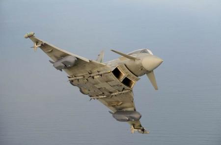 Pruebas del IPA2 con dos misiles Storm Shadow bajo las alas.