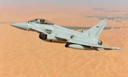 Los Eurofighter se unirán a los Boeing F/A-18 en servicio con la Fuerza Aérea de Kuwait.