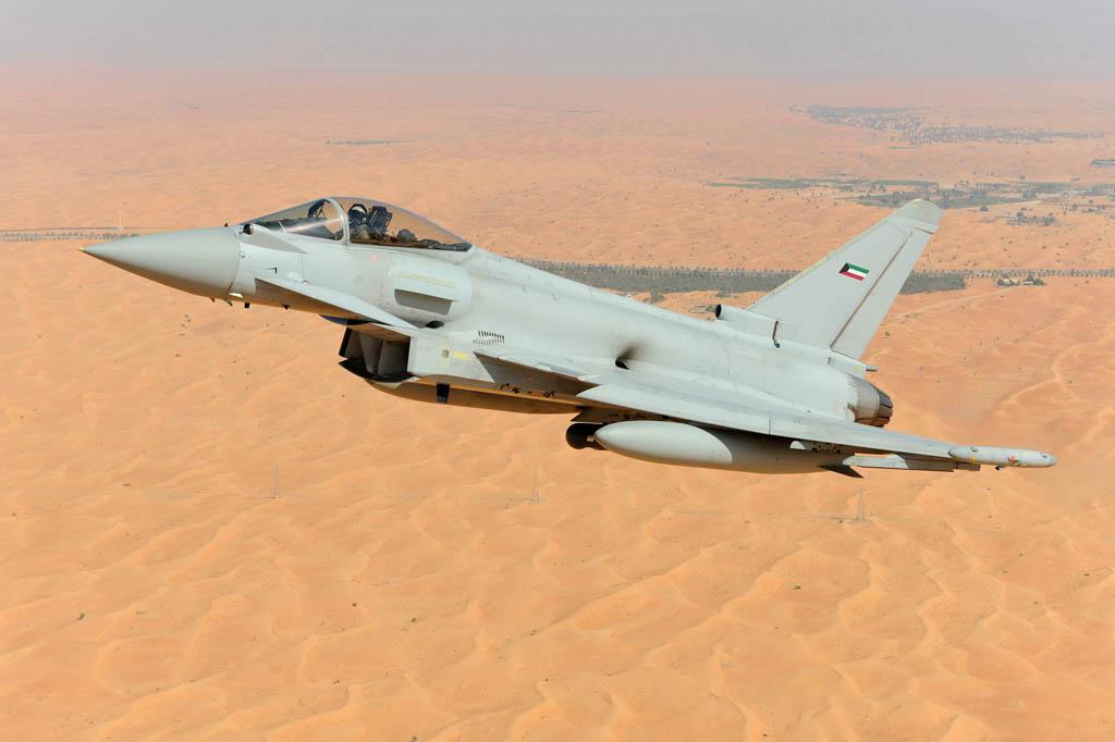 Italia es el socio líder de Eurofighter en el programa de Kuwait.