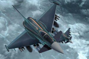 Eurofighter apuesta por desarrollar su avión de combate como parte del programa FCAS europeo para sustituir, entre otros, al Eurofighter.