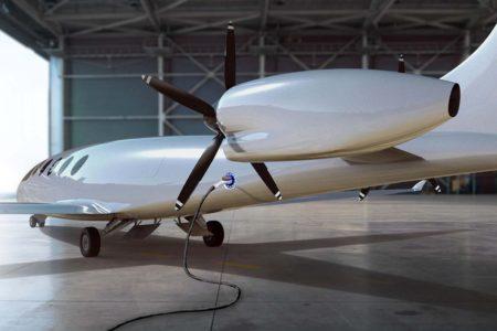 Las baterías del Eviation Alice se recargarán en 30 minutos para obtener una hora de autonomía de vuelo.