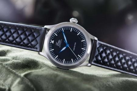 El AirFighter es definido como un reloj clásico con un toque moderno