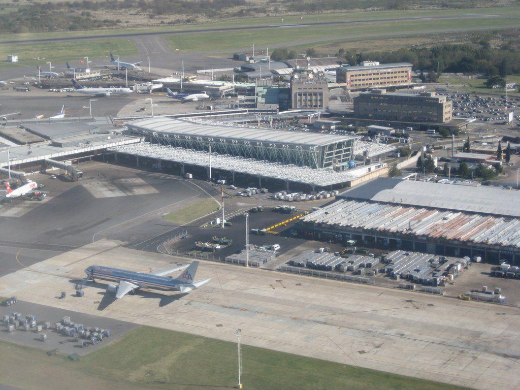 El tráfico internacional creció un 12 por ciento en aeropuertos argentinos.
