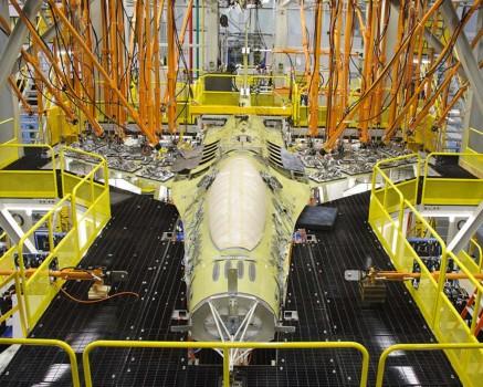 Ensayos realizados sobre un F-16 Block 50 para alargar la vida operativa hasta las 8.000 horas.