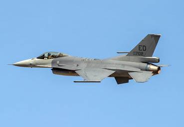 El F-16V ha hecho su primer vuelo. Se trata de un F-16 Block 52modificado.