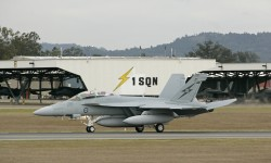 La Fuerza Aérea de Australia recibió nuevos F/A-18 Super Hornet en 2010.