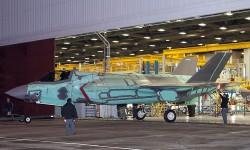 El primer F-35B para Reino Unido será usado en pruebas operativas y entrenamiento.