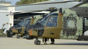 FAMET ha sido la adjudicataria hasta hora de todos los NH-90 entregados al ministerio de Defensa español.