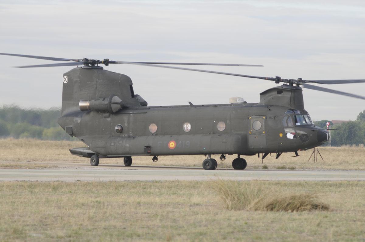 Boeing CH-47 de FAMET