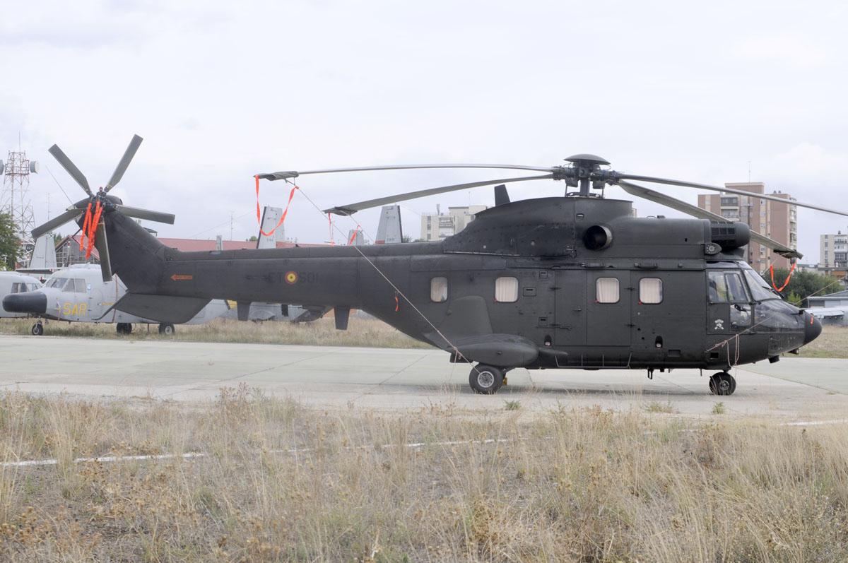 Aerospatiale AS.332B1 Super Puma de FAMET