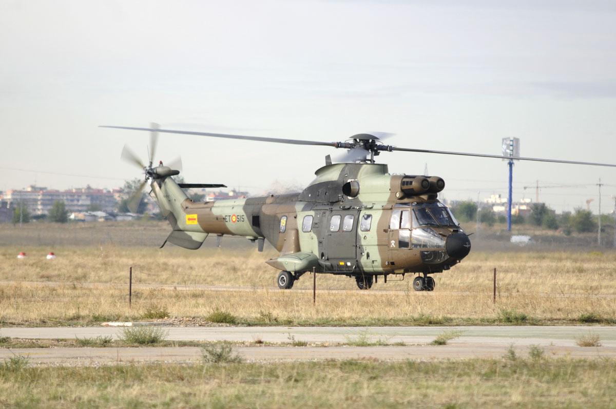 Aerospatiale AS332 Super Puma de FAMET