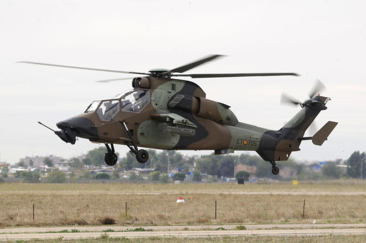 Eurocopter Tigre ET-705 de FAMET