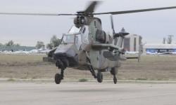 Sólo habrá un Eurocopter Tigre este año en el desfile del 12 de octubre