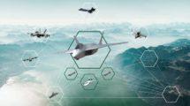 La información recogida y distribuida por los sensores de los diferents elementos del FCAS será clave para el éxito de las misiones.
