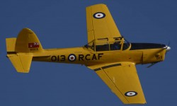 Entrenador en tandem De Havilland Canada DHC-1 Chipmunk.
