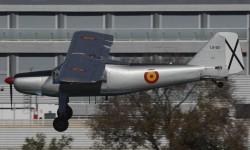 Otro de los hispano alemanes de la FIO: Dornier Do-27 /CASA 127.