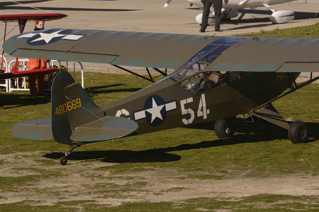 Piper J-3C