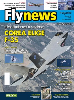 Portada fly News Nº 40
