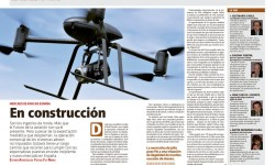 España ha sido uno de los primeros países en poner en marcha una legislación para la operación comercial de vehículos aéreos tripulados remotamente.