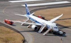 EL B-787 SE QUEDA EN TIERRA. El 17 de enero la FAA paralizaba la flota de B-787 en servicio, 17 meses después de su puesta en servicio. Problemas con las baterías de ion-litio fueron la causa. Tras una paralización de 11 días, el 27 de abril la autoridad aeronáutica norteamericana y su homóloga japonesa autorizan la vuelta a los cielos del avión.