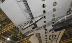 Entre los nuevos equipos instalados se encuentra el sistema de WiFi a bordo, que permitirá acceder a internet a bordo de los aviones
