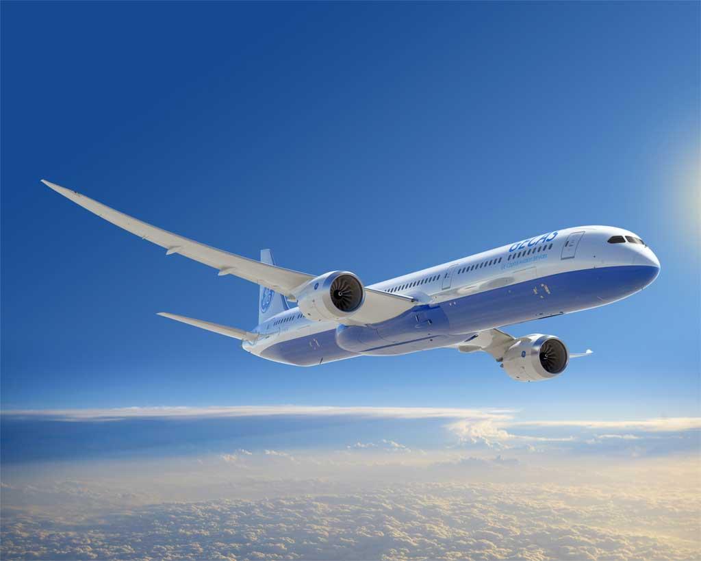 Boeing lanza el B-787-10