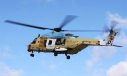 VUELA EL PRIMER NH90 ESPAÑOL. En enero voló, desde la fábrica de Eurocopter en Albacete, el primer NH90 ensamblado completametne en España para FAMET. El primero de un pedido de 45 unidades que se ha ido reduciendo con el tiempo debido a los problemas de financiación del ministerio de Defensa.