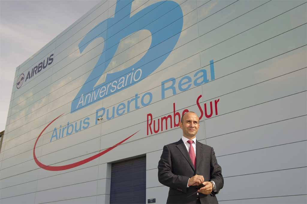 25 Aniversario de Airbus Puerto Real