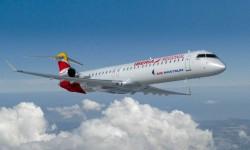 NUEVA IMAGEN DE AIR NOSTRUM. La filial regional de Iberia, Air Nostrum, también anuncia renovación de imagen.  En diciembre felicitó las fiestas con un CRJ900 pintado con la nueva imagen, lo extraño es que sólo se pintó para el vídeo de felicitación.