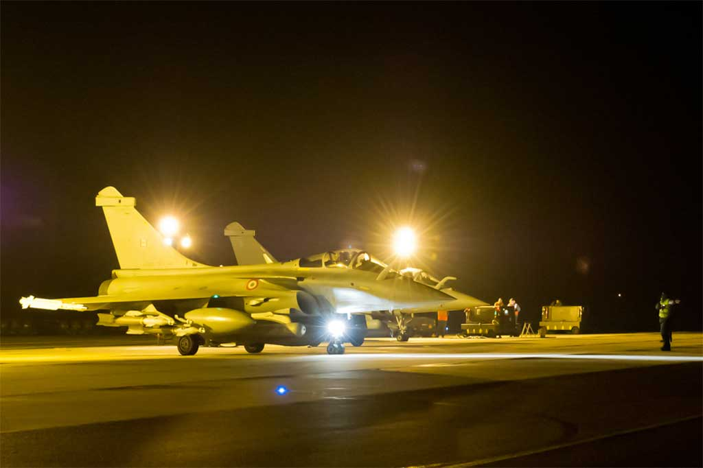 Francia se despliega en el Sahel