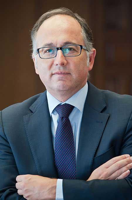 Luis Gallego, nuevo consejero delegado de Iberia