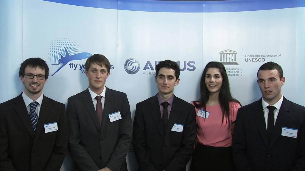 Ganadores Airbus FYI 2013