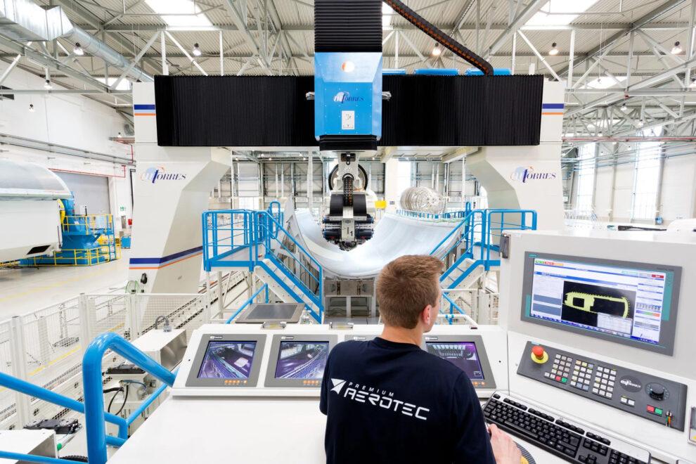 Factoría de Premium Aerotec en Augsburgo