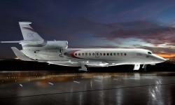 Dassault a certificación EASA se ha logrado en las fechas previstas por el fabricante cuando lanzó el programa.
